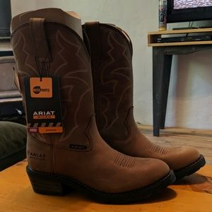 Brand New Ariat Waterproof Cowboy Boots